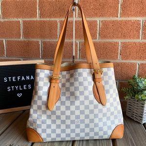 Louis Vuitton Bags - Louis Vuitton Hampstead MM Damier Azur Tote Bag